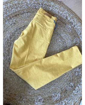 pantalon happy jaune aureol