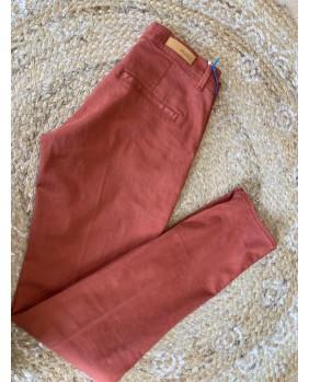 pantalon happy rouille