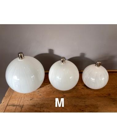 M sphere white