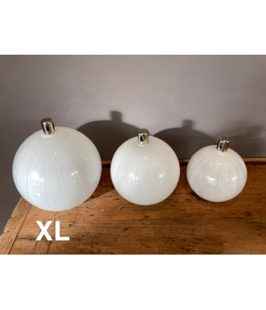 XL sphere white