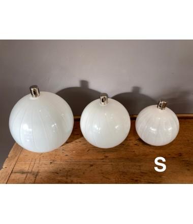 S sphere white